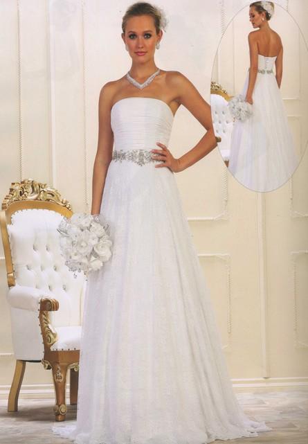 Vestido de Noiva Ref. 08 7631