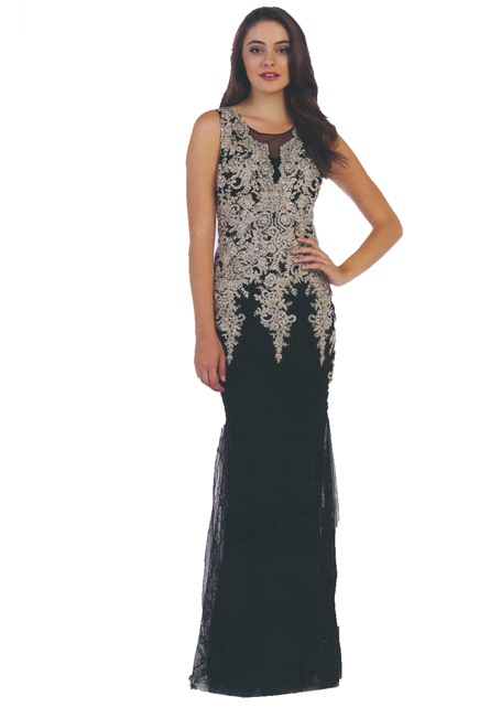 Vestido de Cerimónia Ref. 20 50349
