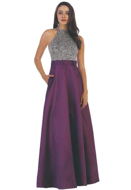 Vestido de Cerimónia Ref. 20 50355