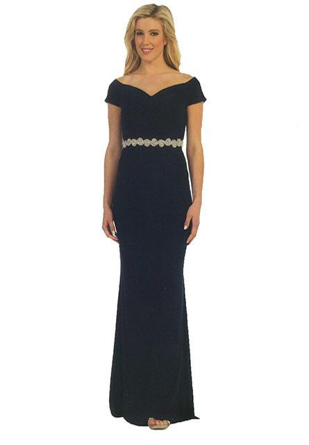 Vestido de Cerimónia Ref. 09 6292
