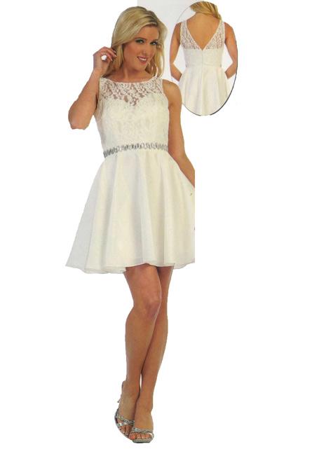 Vestido de Cerimónia Ref. 09 6299