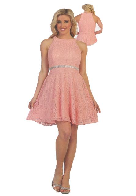 Vestido de Cerimónia Ref. 09 6301