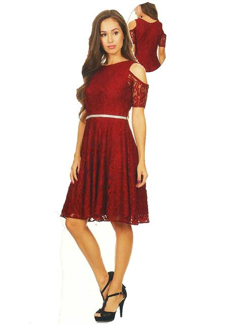 Vestido de Cerimónia Ref. 09 6307
