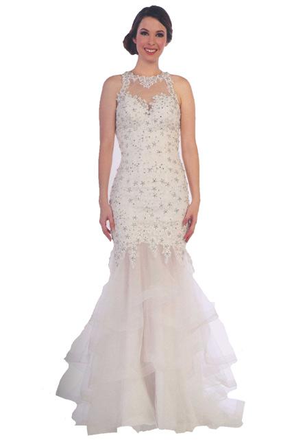 Vestido de Noiva Ref. 20 50347