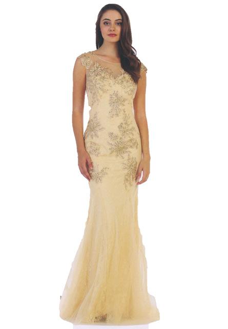Vestido de Cerimónia Ref. 20 50350